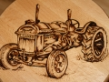 personalised-birchwood-stool-tractor-2